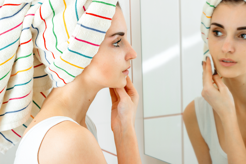 How to get clean and clear skin in 2 weeks 2